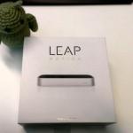 The Leap Motion box
