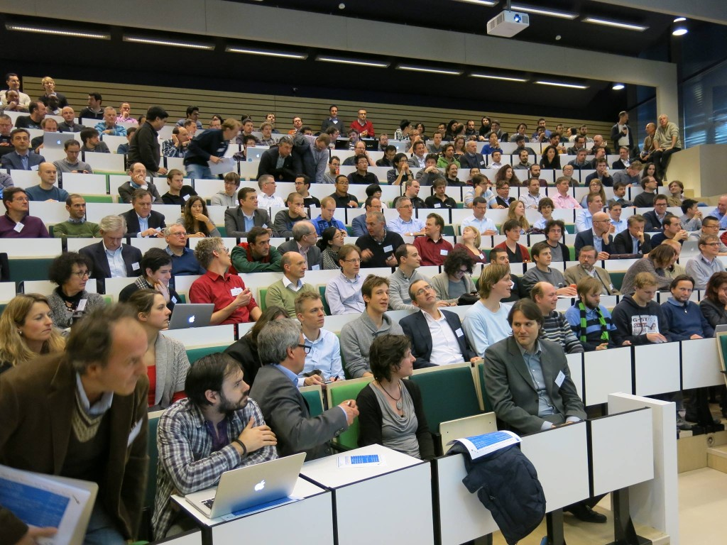 The Delft Data Science crowd