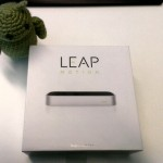 The Leap Motion box